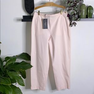 MaxMara Weekend pastel pink high waist NWT